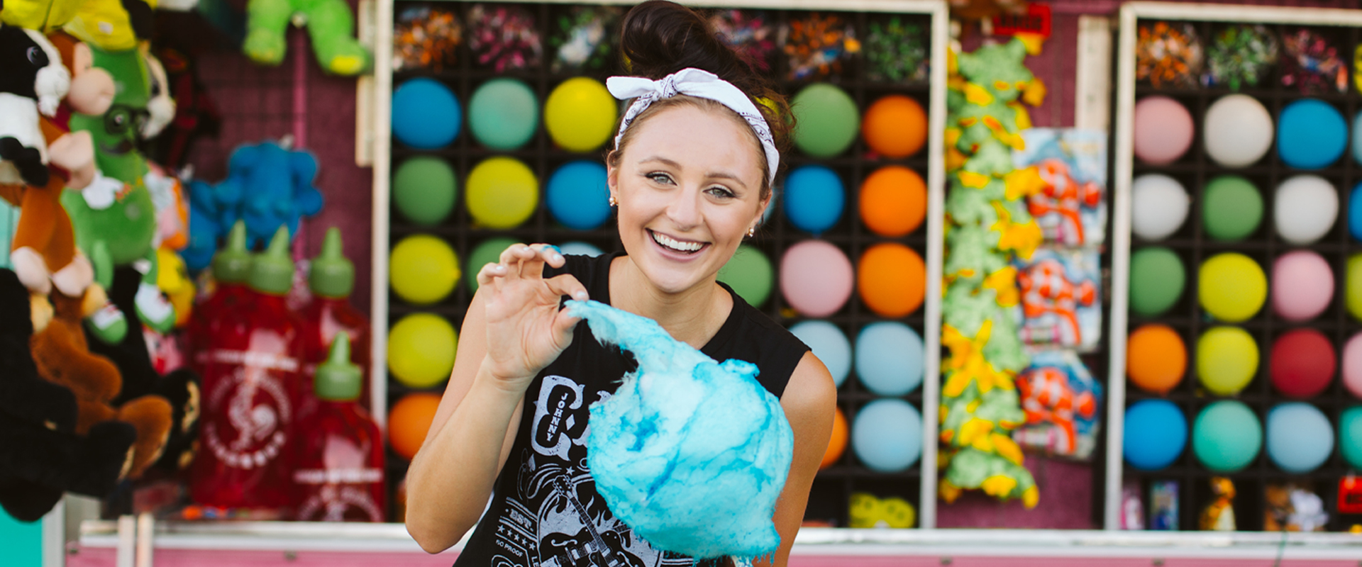 Experience the Sarpy County Fair