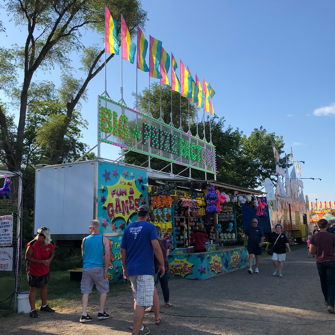 Sarpy County Fair Carnival
