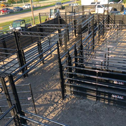 Rodeo arena - rental