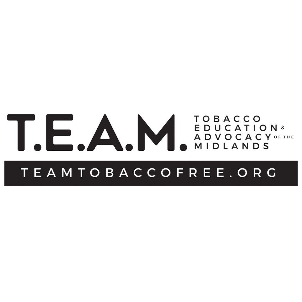 Bronze Sponsor - T.E.A.M. Tobacco Free