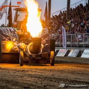 2021 Smokin' in Springfield - Sarpy County Fair - Lucas Oil Tractor and Nebraska Bush Pull