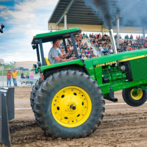 Sarpy County Fair & Rodeo Open Truck & Tractor Pull