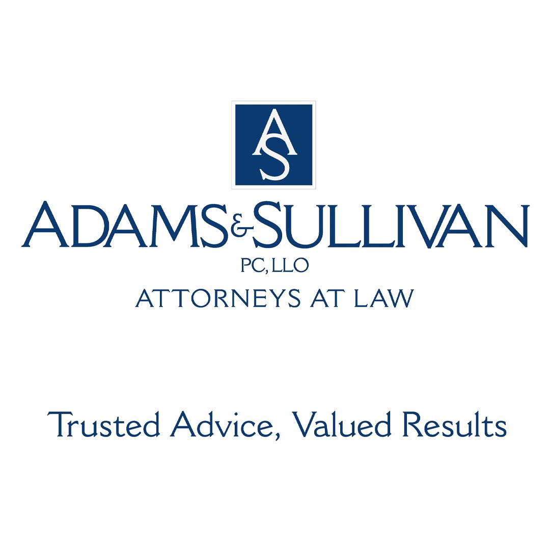 Adams & Sullivan PC, LLO Attorneys - Gold Sponsor
